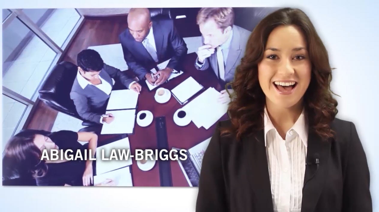 Interview: Abigail Law-Briggs - Presenter