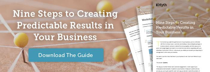 How an operations manual can save your business nine steps to creating predictable results in your business download the guide malvernweather Image collections