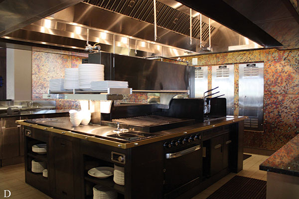Restaurant Kitchen Designs: How To Set Up A Commercial