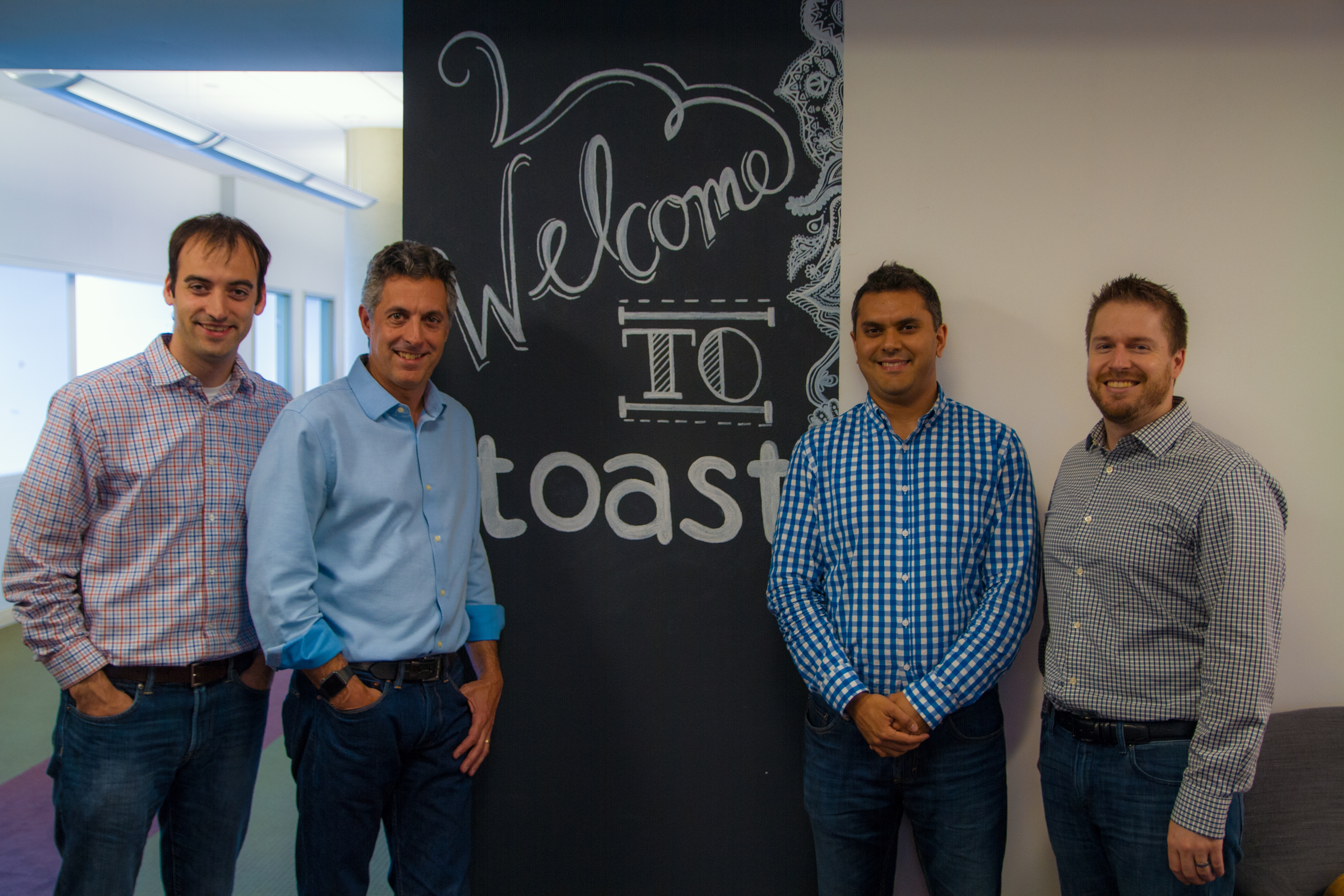 toast funding announcement