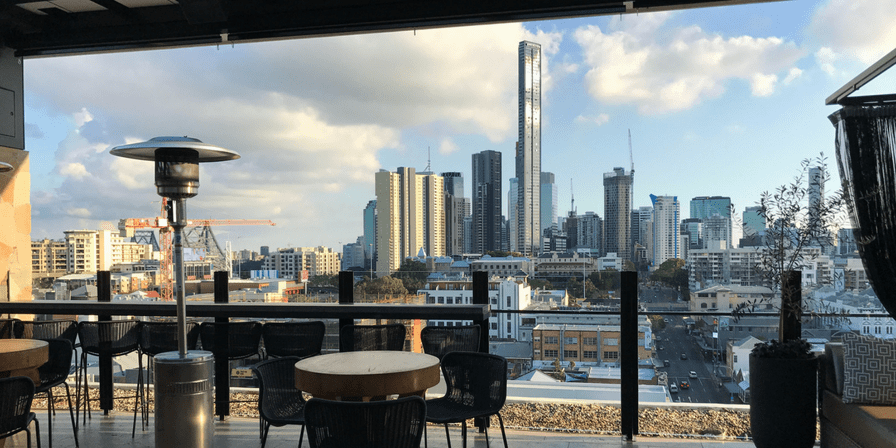 restaurants with rooftop seating