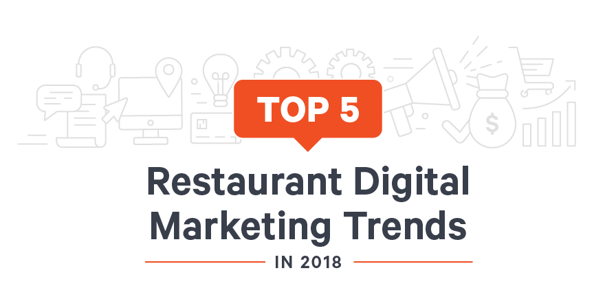 restaurant digital marketing trends