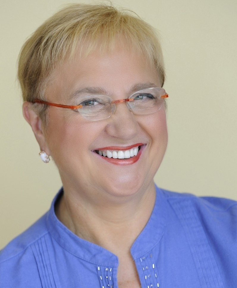 Lidia Bastianich. Photo by Diana DeLucia.