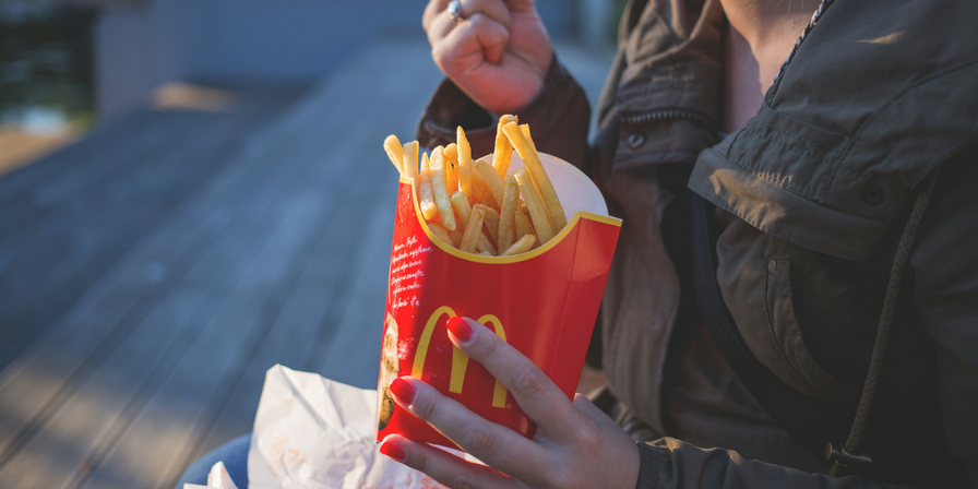 10 Facts And Statistics About The Fast Food Industry