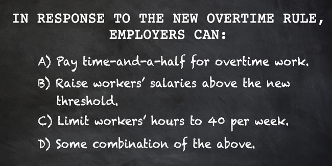 federal overtime laws