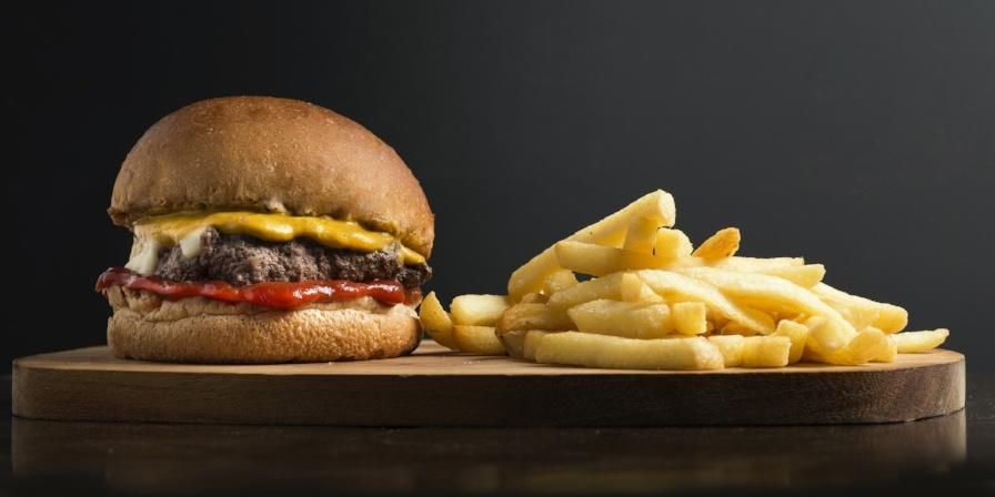fast food industry trends
