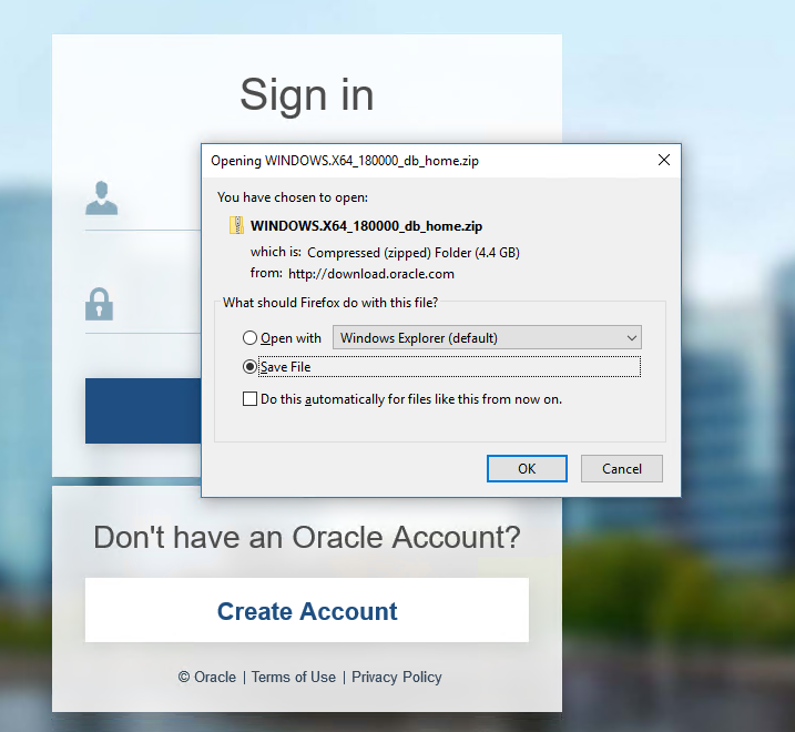 oracle 11g xe download free