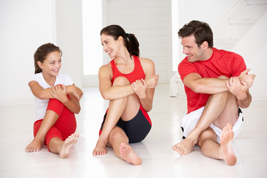 Sign Up for a YMCA Family Membership So Your Kids Can Attend Yoga Classes With You