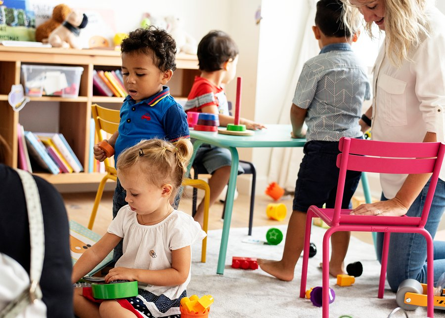Register for the Y's Affordable Preschool Program Today