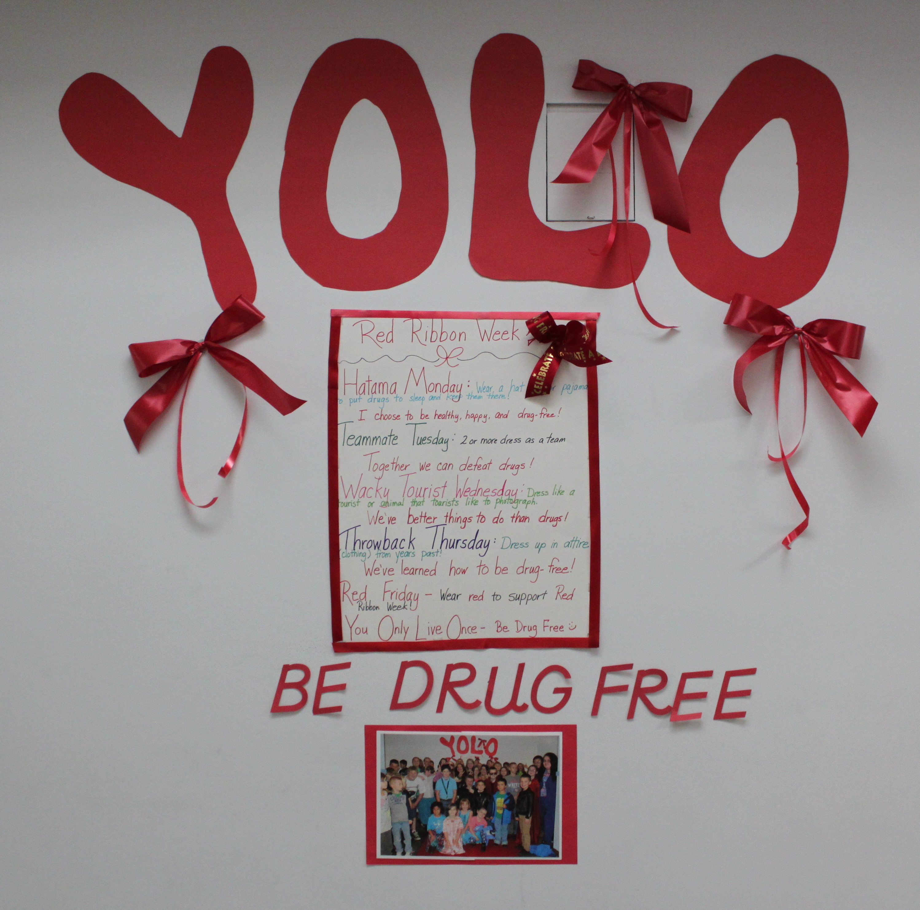 Drug Prevention Is So Important Because If We Don't Talk About It And How  We Need To Be Drug Free, Students Will Think It Is Normal And Ok Without