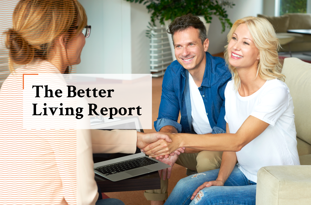 The Better Living Report - Episode 2