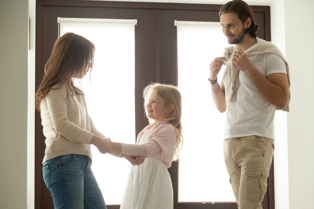 Peaceful co-parenting tips after a high-conflict separation