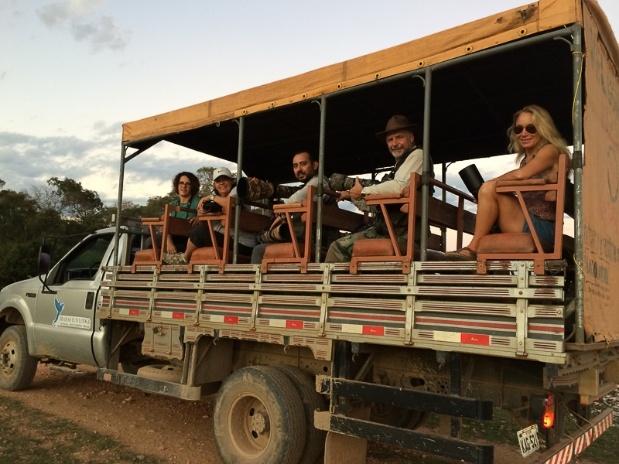 Photo safari in Brazil's Pantanal