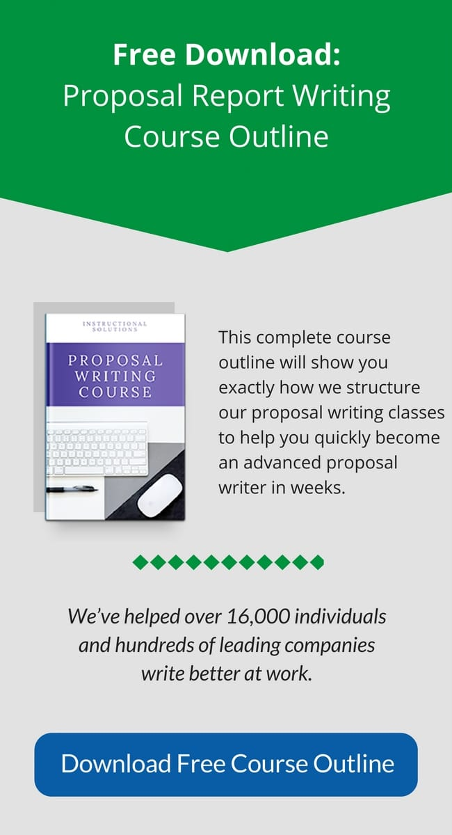 Proposal Writing Training Course How To Win More Business Professional Courses For