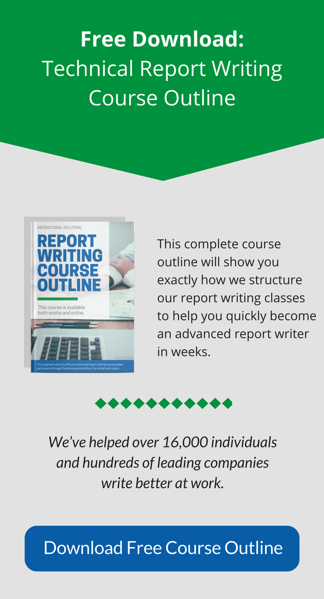 high-impact technical writing course [updated 2017]