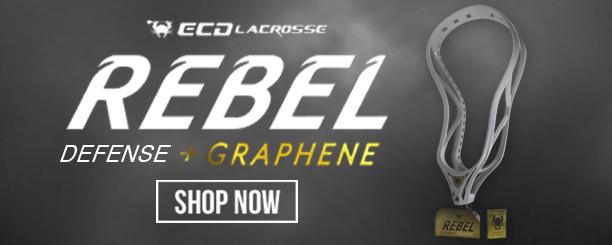 Ecd Lacrosse Rebel defense Graphene Lacrosse Head