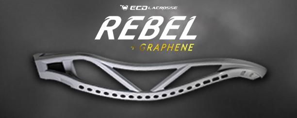 Ecd Lacrosse Rebel Graphene Lacrosse Head