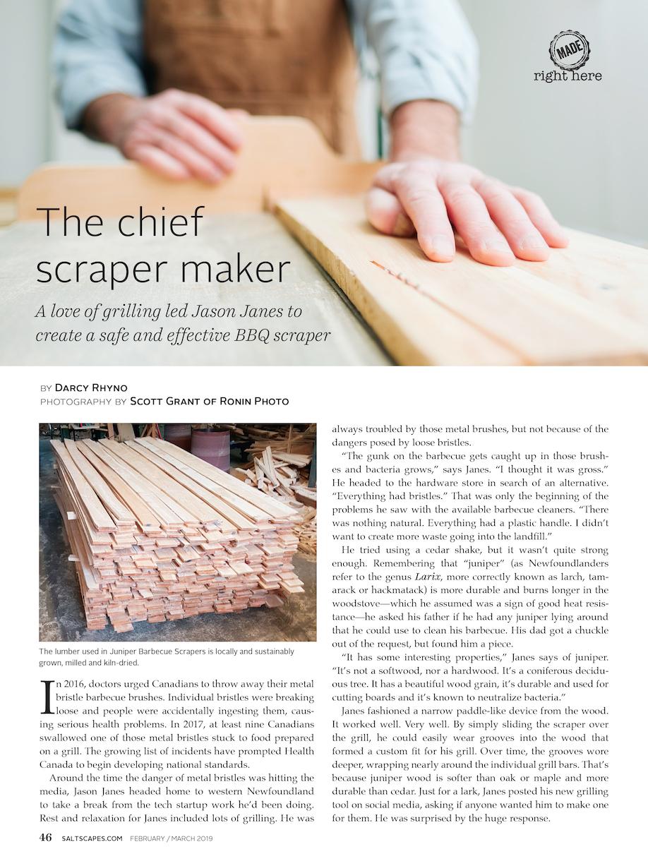 The Chief Scraper Maker 1-1