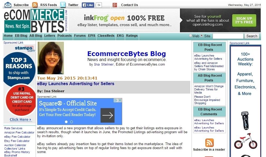 16 top ecommerce blogs | Best ecommerce blogs for online