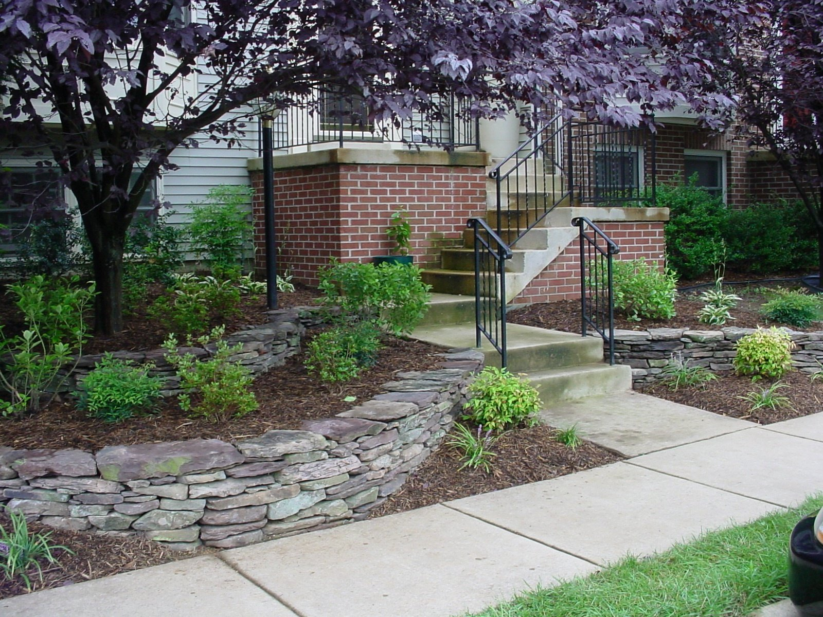 5 Of The Best Townhouse Landscaping Ideas And Pictures For