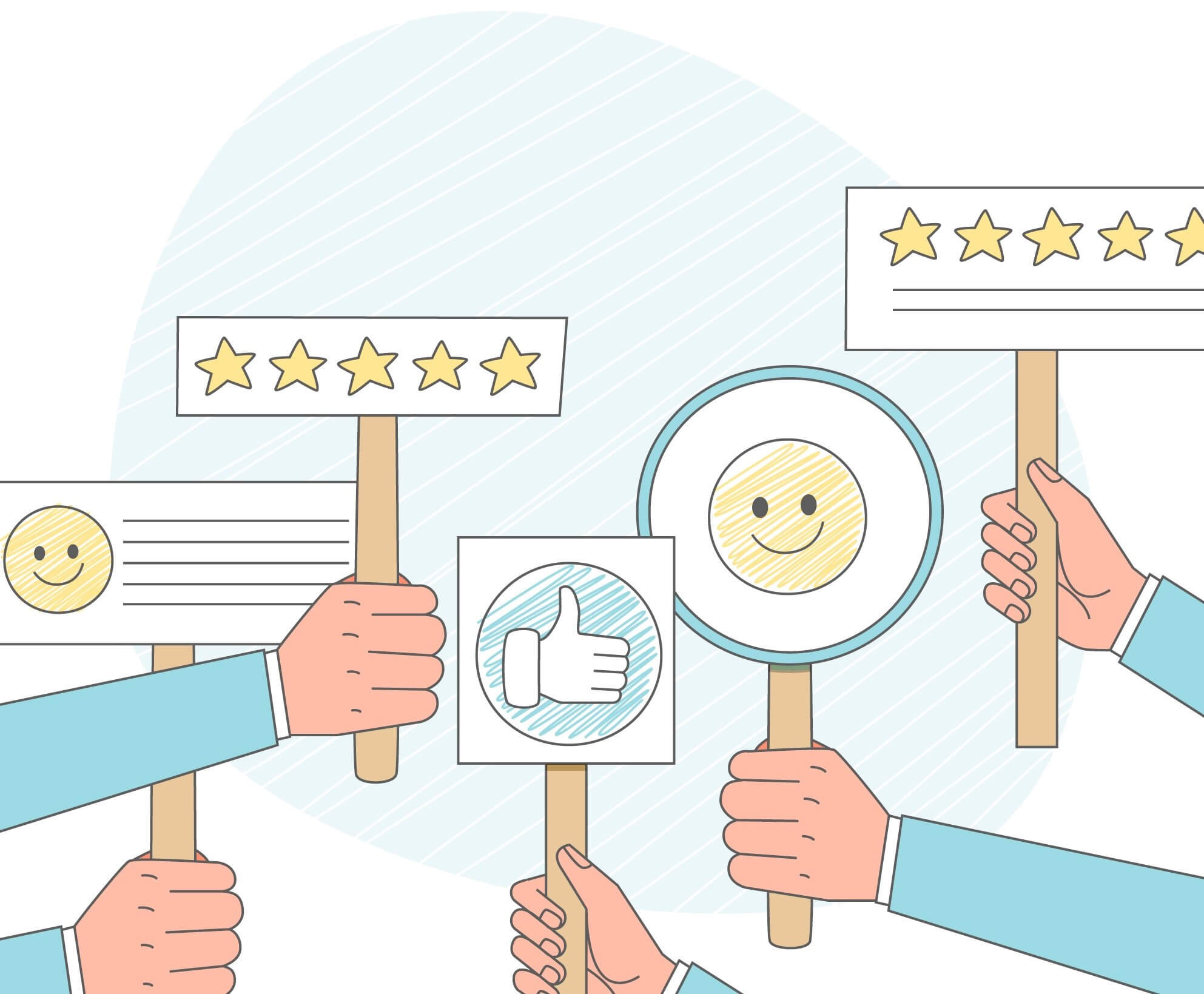 8 Things Most Companies Get Wrong While Capturing Customer Feedback