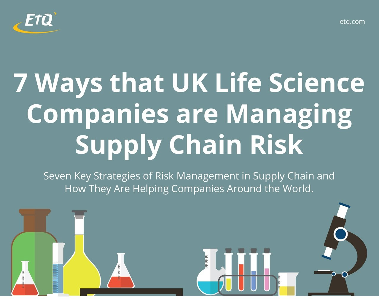 assessing and managing supply chain risks Purpose: this paper proposes a comprehensive and coherent approach for managing risks in supply chains methodology/approach: building on tummala et al's (19.