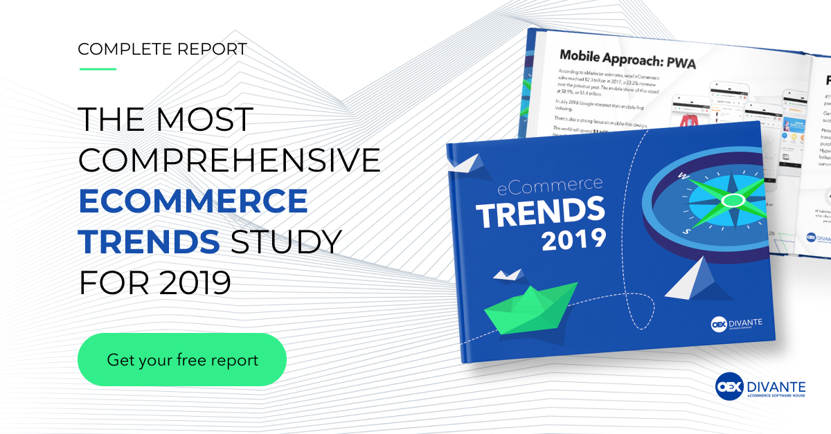 The best eCommerce PWAs of 2018 in Vue Storefront technology