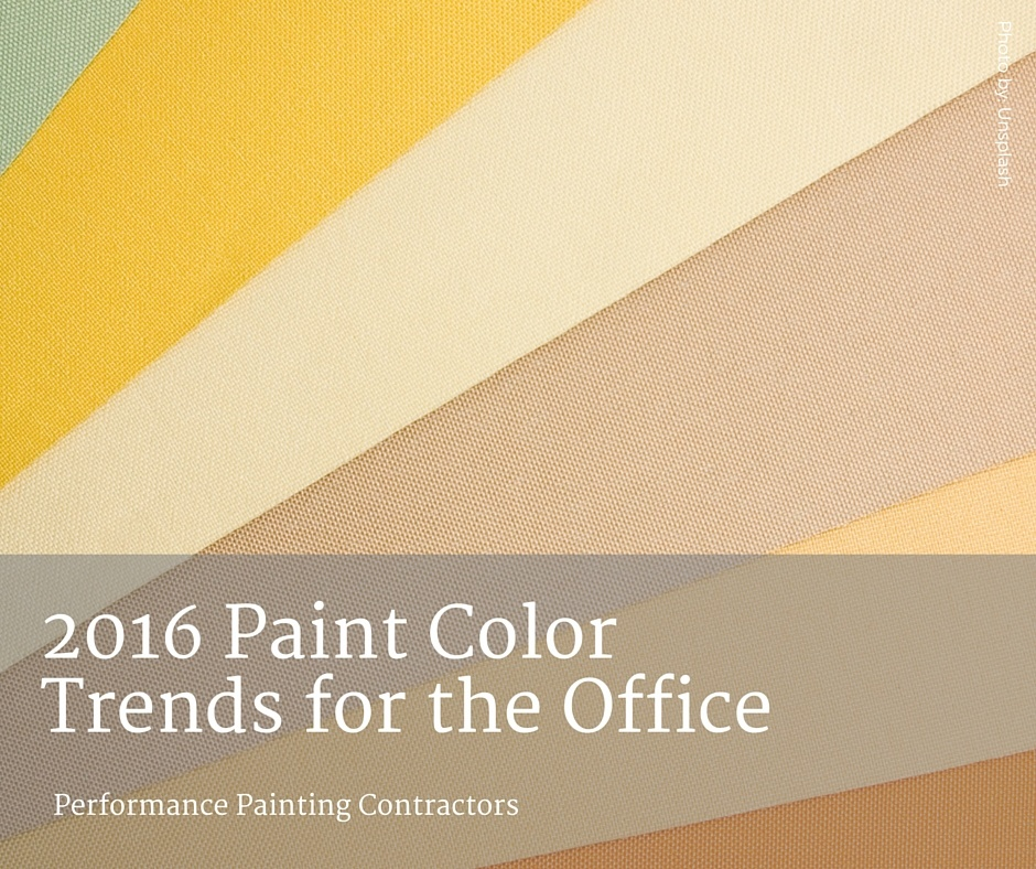 Paint Color Trends 2016 office paint color trends in jacksonville, fl