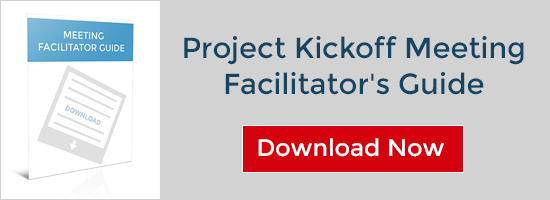 The essential project kickoff meeting agenda download project kickoff meeting facilitators guide stopboris