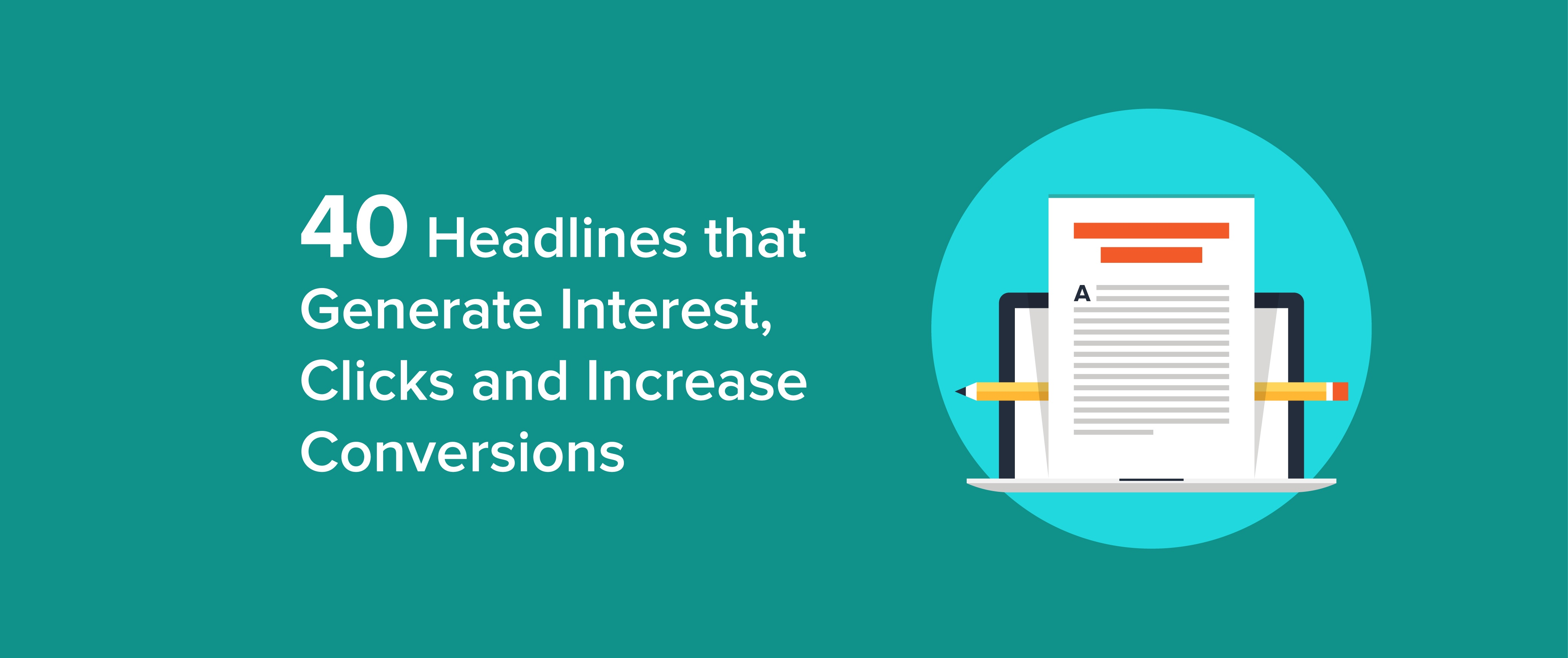 Types of headlines to increase conversions