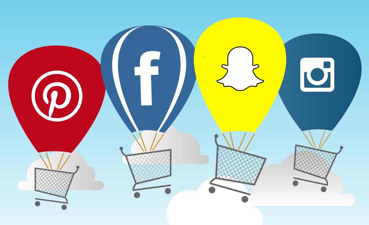 Social media increased conversions