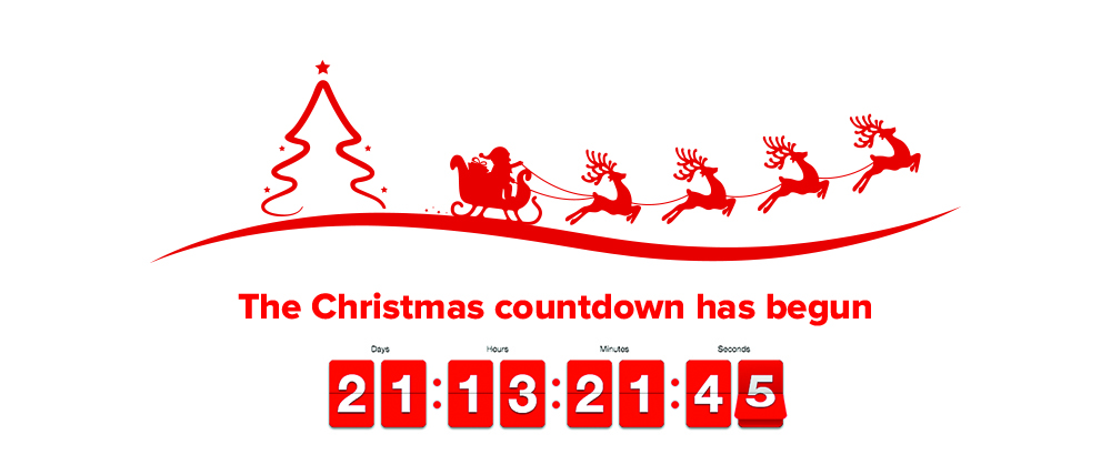 yieldify christmas countdown timers
