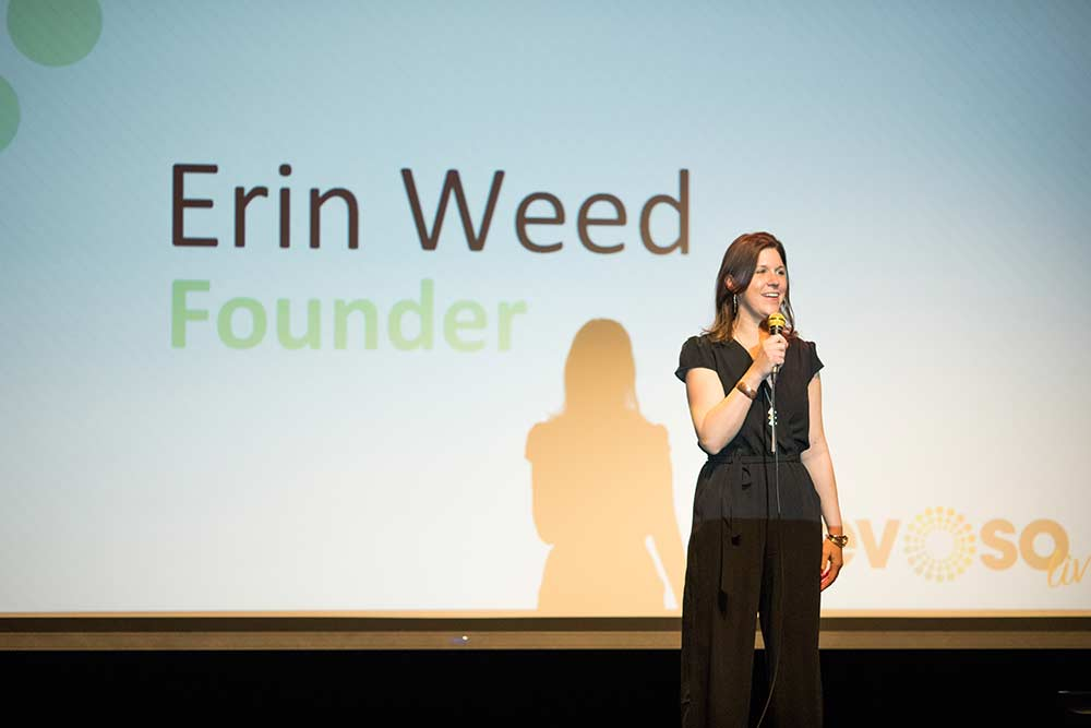 Erin Weed at Evoso Live