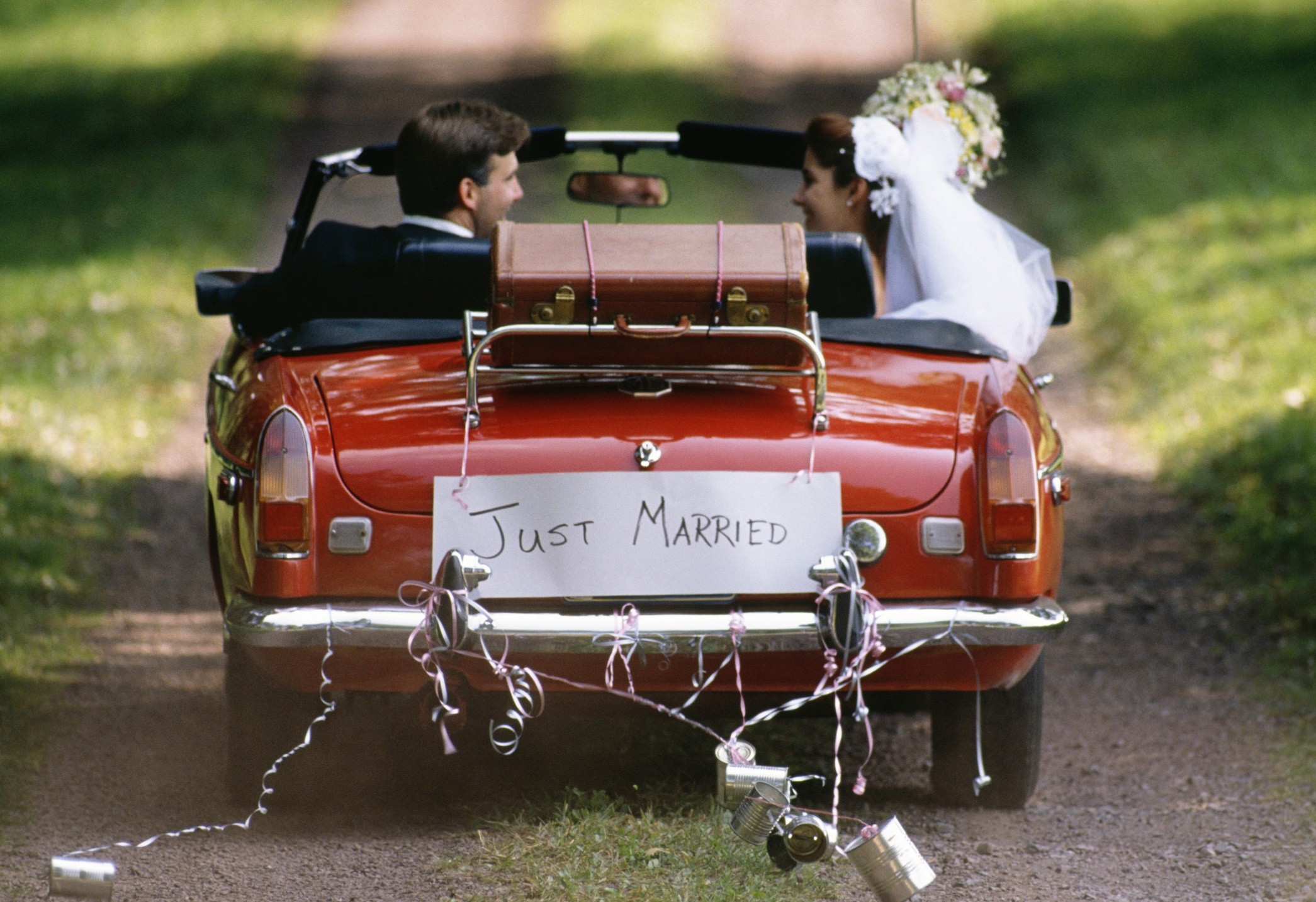 As A Newlywed, You Anticipate Change, But You Often Don't Realize That