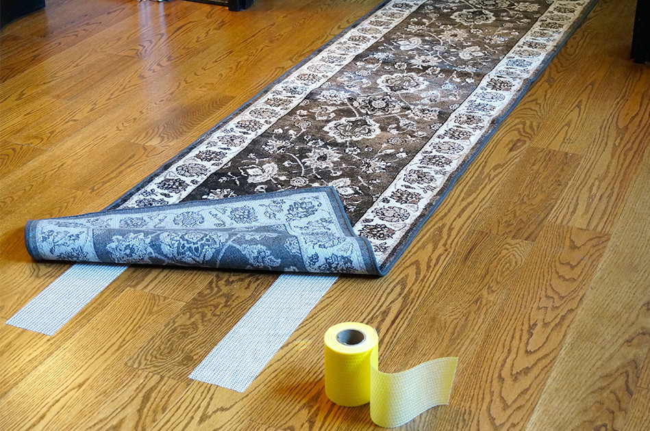 The Original Rug Gripper™ Tape | Alternative To Rug Pads | Carpet Gripper |  Optimum Technologies
