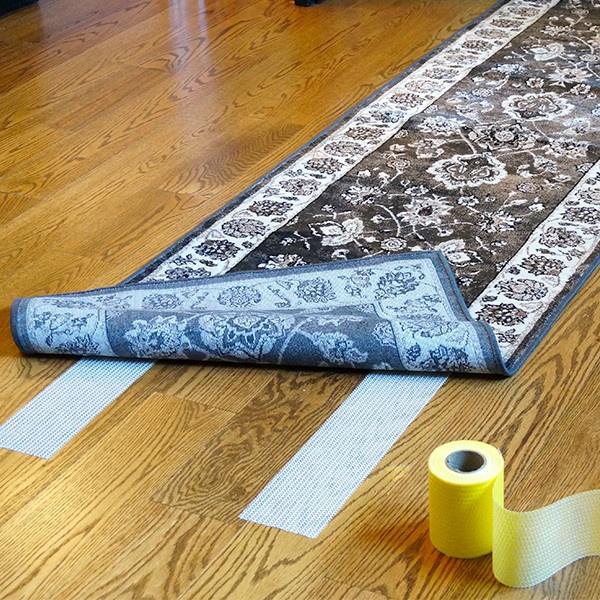 The Original Rug Gripper Tape Alternative To Rug Pads Carpet