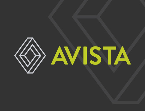 avista rebranding and website redesign