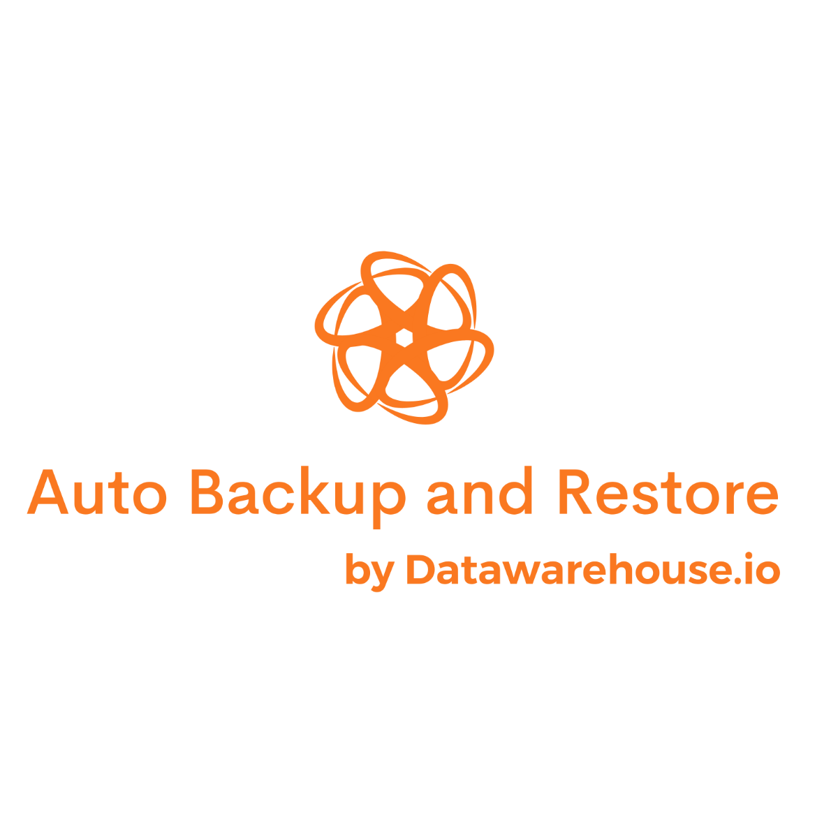 Backup and Restore logo