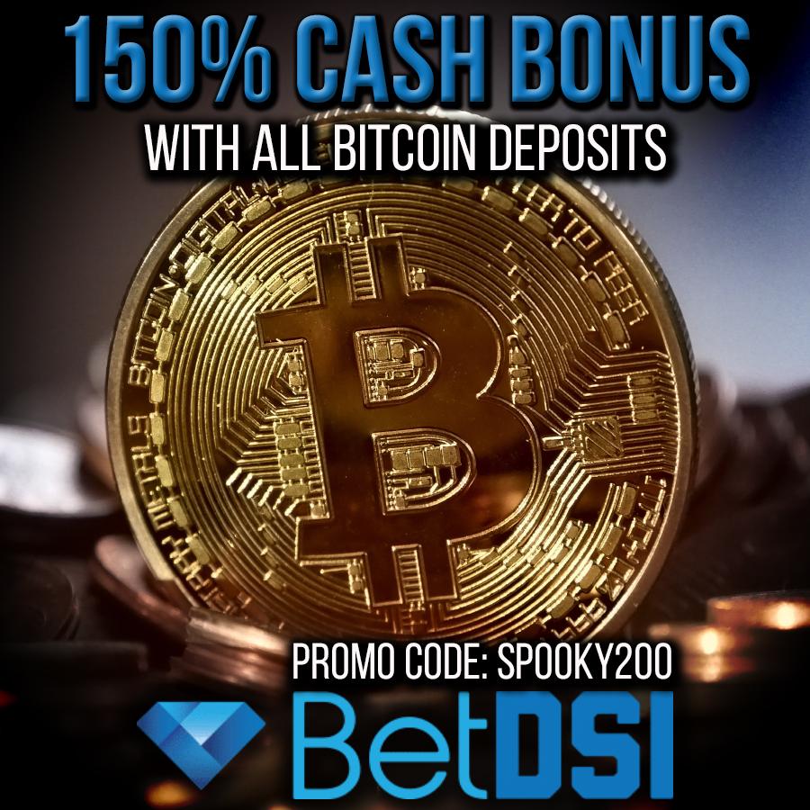 BetDSI Sportsbook Promo Code Review [200% Bonus]
