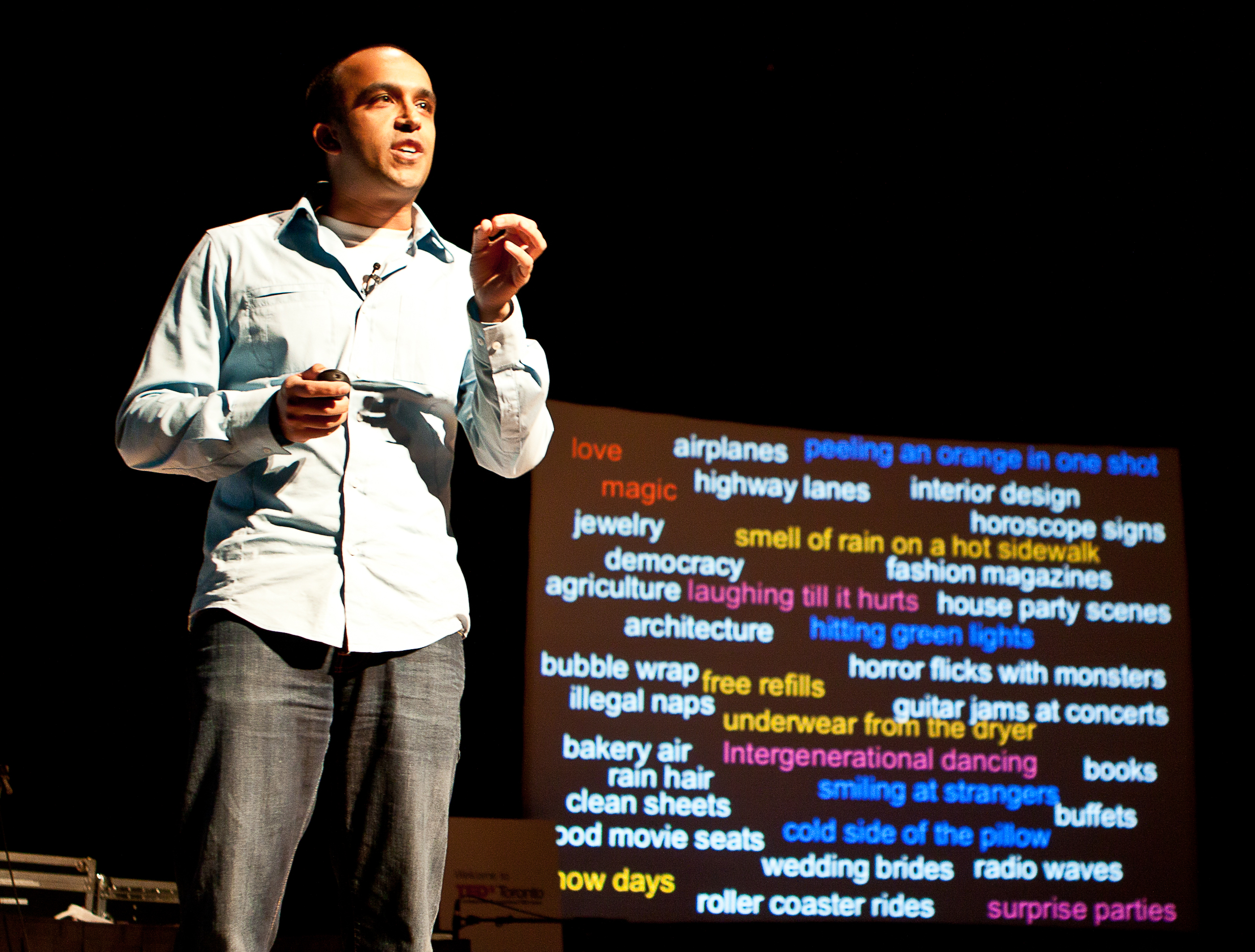Leadership Keynote Speaker Neil Pasricha