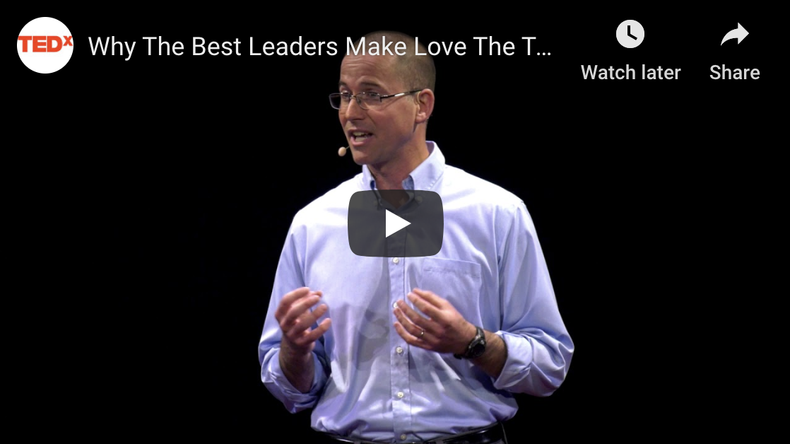 Making Love a Priority: Interview with Leadership Speaker Matt Tenney