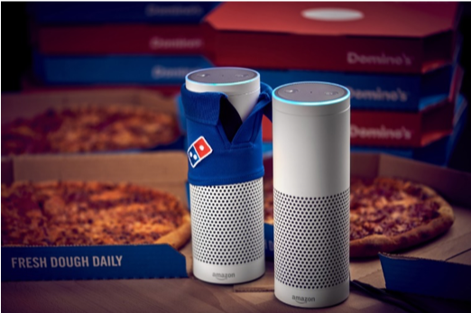 dominos-voice-search