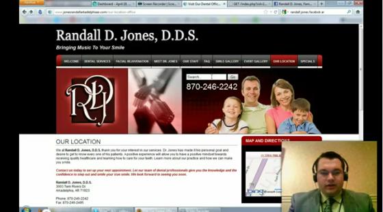 Dr. Randall Jones Swift Kick! Video Critique