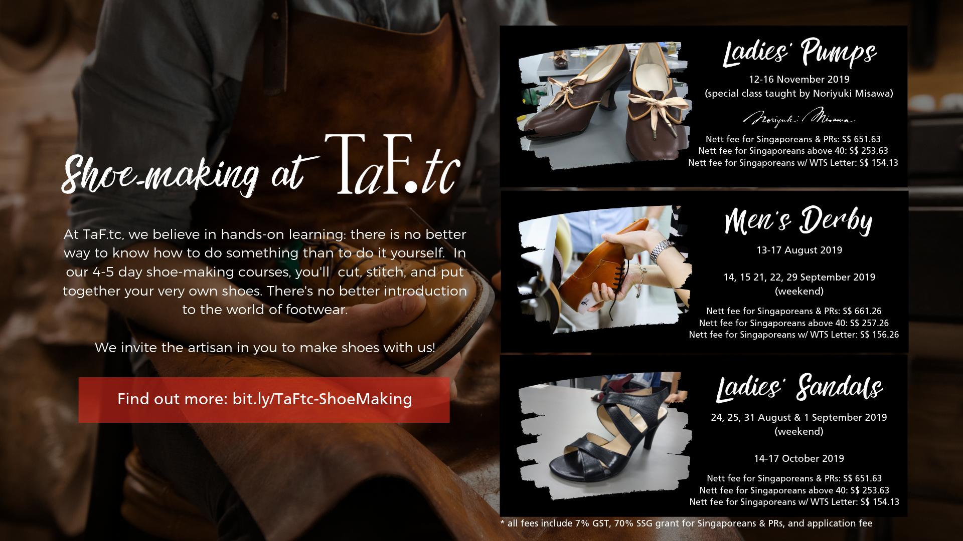 Shoe-Making Series