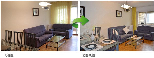 ejemplo home staging