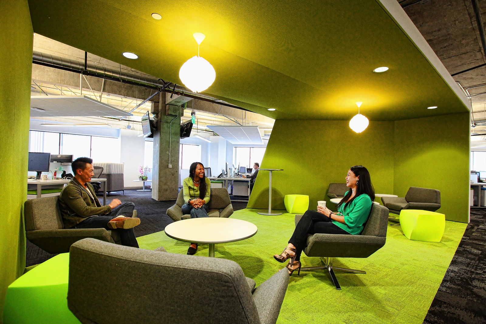 6 Tips for a Fantastic Full Office Fit Out - Dig This Design
