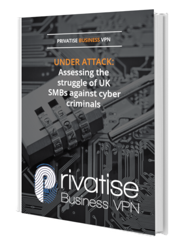 Small business cyber security statistics: Are SMBs exposed? eBook thumbnail