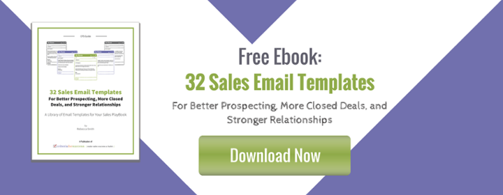 Prospecting Shortcut 6 Email Templates To Connect You To The Right