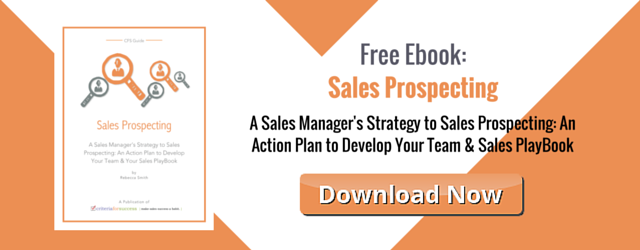 How to Create a Sales Prospecting Action Plan