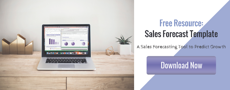 sales forecast spreadsheet a free resource to scale your business